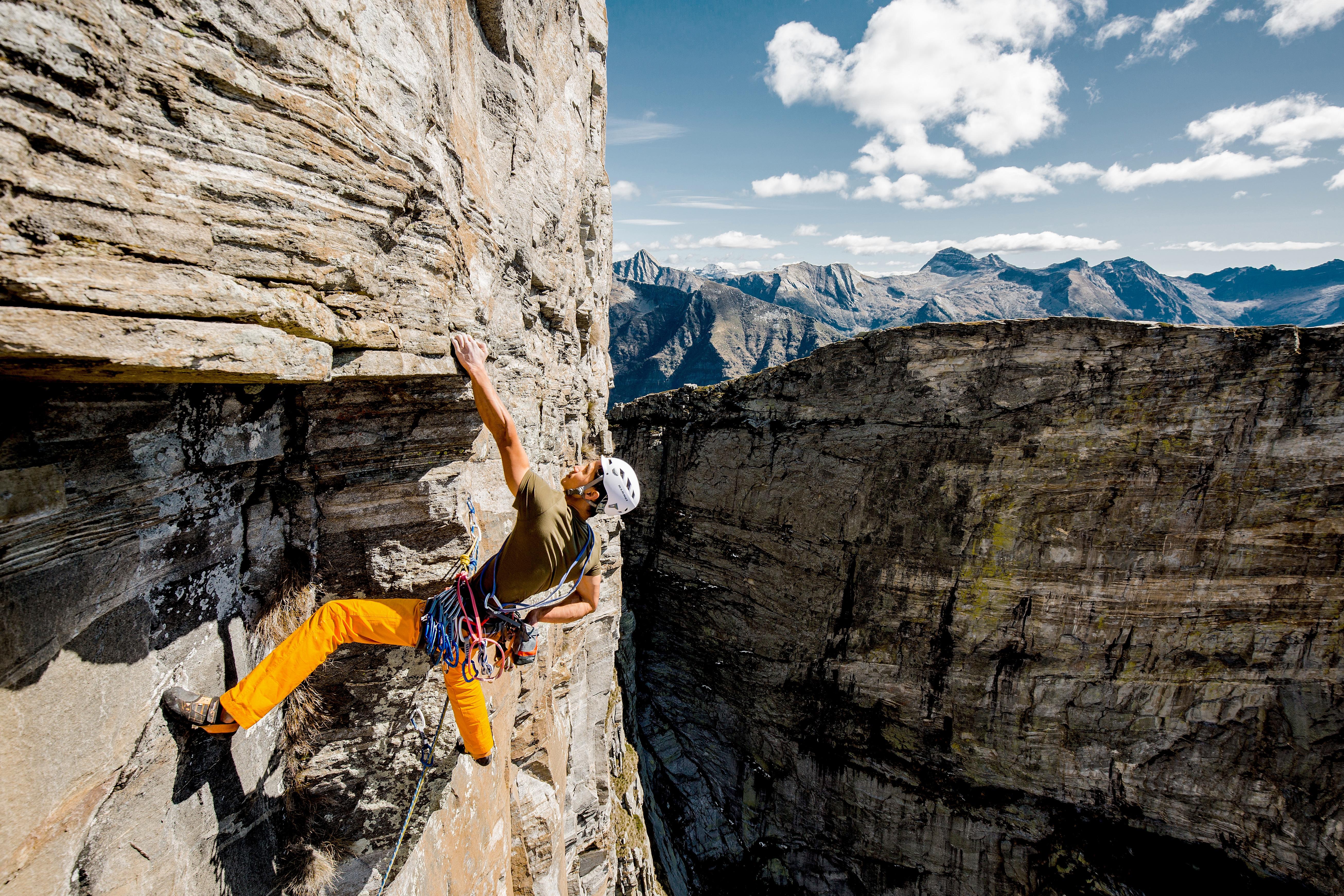 Kletterausrüstung Mammut : Mammut präsentiert starke kombi für mehr sicherheit beim klettern