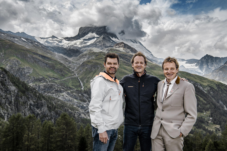 Kletterausrüstung Zermatt : Mammut wird partner der bergsport und skischule zermatt pr schweiz