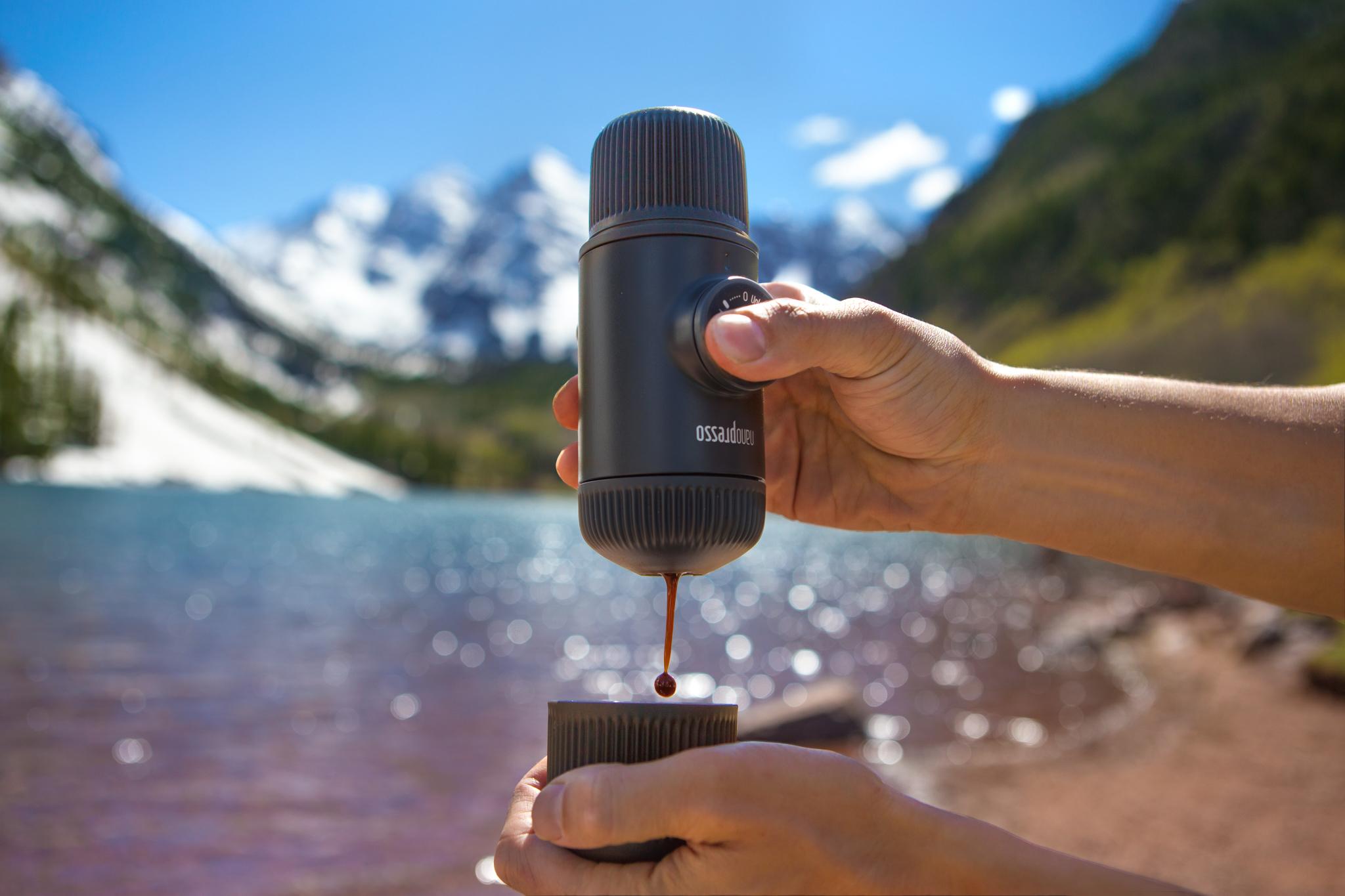 Wacaco Nanopresso – Die handliche Espressomaschine für unterwegs