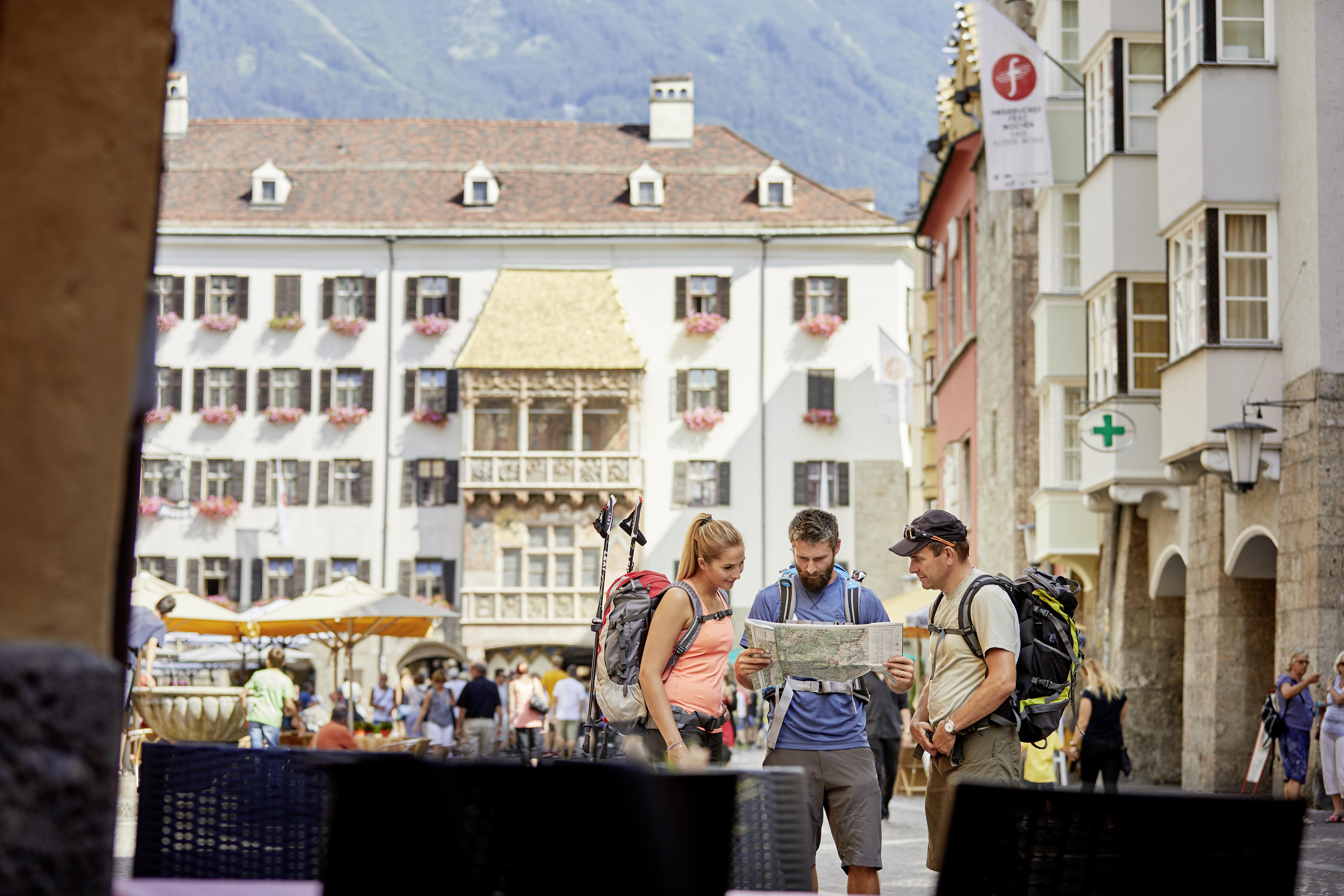 Innsbruck: Mit Abstand die grösste alpin-urbane Urlaubsvielfalt