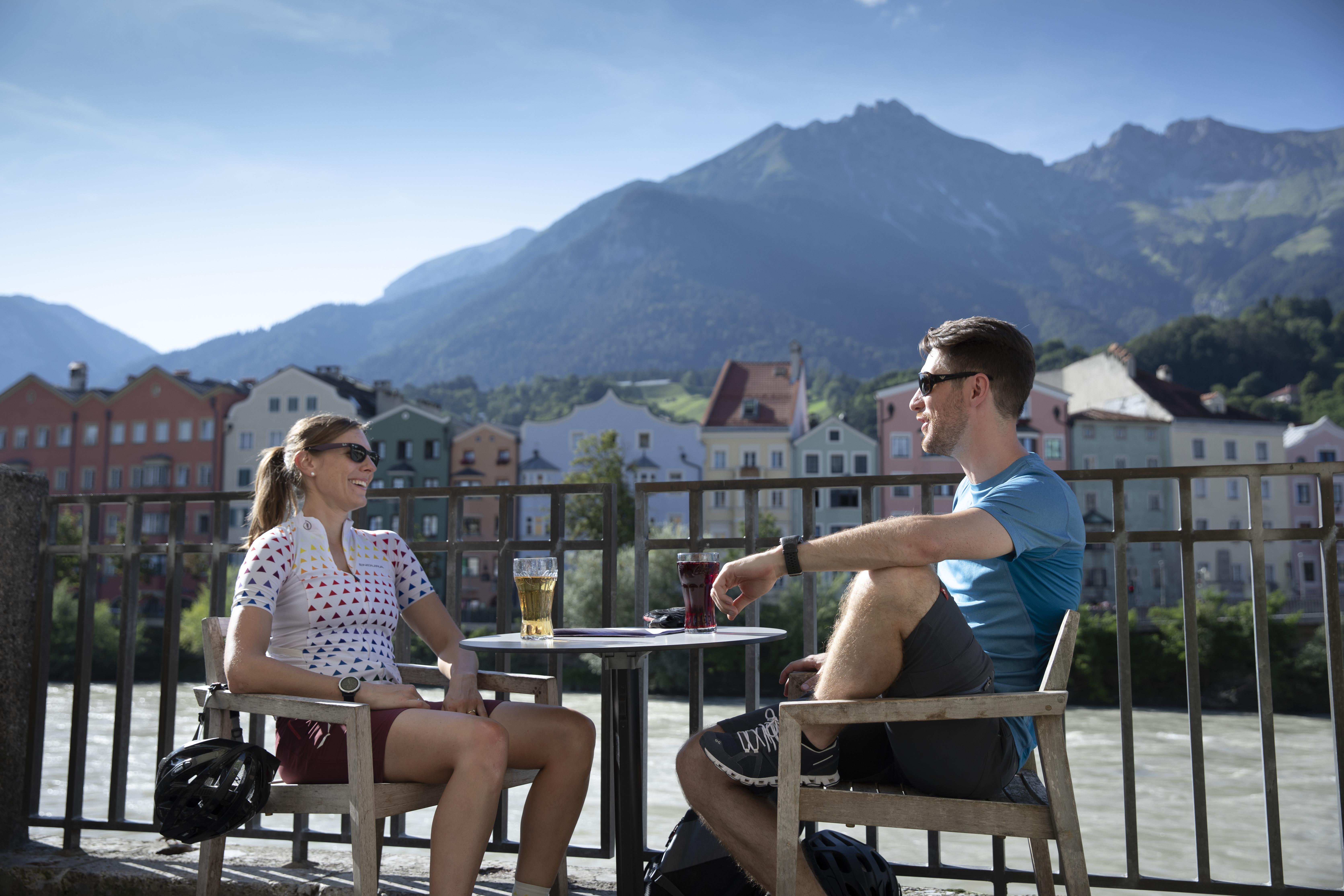 Genuss auf zwei Rädern in Innsbruck