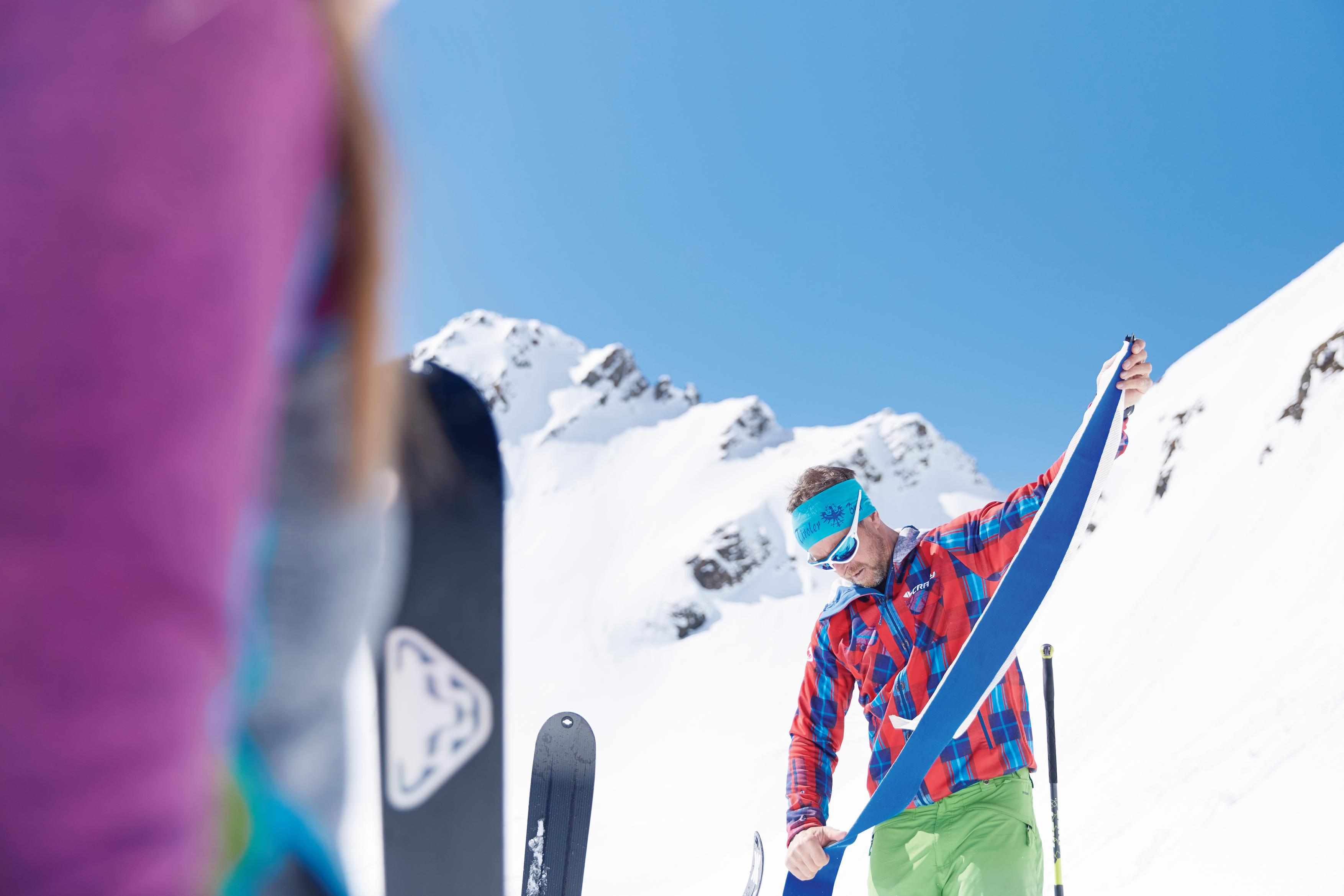 Skitouren in der Region Innsbruck